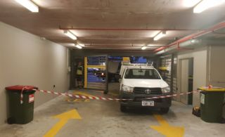 Au Apartments East Perth - Double Swing gate repairs after hours