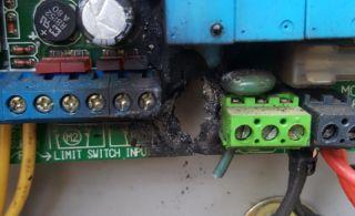 Fused 240v Control board