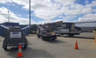 Forrestfield - Industrial site
